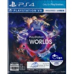 PS4: PLAYSTATION VR WORLDS (ZALL)(EN)