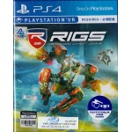 PS4: RIGS MECHANIZED COMBAT LEAGUE (ZALL)(EN)