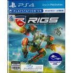PS4: RIGS MECHANIZED COMBAT LEAGUE (ZALL)(EN)