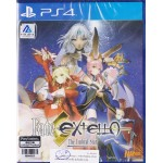 PS4: FATE/EXTELLA: THE UMBRAL STAR (R3)(EN)