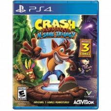 PS4: CRASH BANDICOOT N. SANE TRILOGY (R3)(EN)