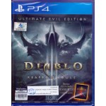 PS4: Diablo III: Reaper of Souls Ultimate Evil Edition (Z3)(EN)