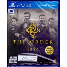 PS4: The Order: 1886 (TC/KR/EN Ver.)