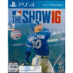 PS4: MLB 16: THE SHOW (R3)(EN)