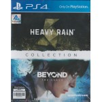 PS4: THE HEAVY RAIN AND BEYOND TWO SOULS COLLECTION (R3)(EN)
