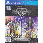 PS4: KINGDOM HEARTS HD 1.5 + 2.5 REMIX (R3)(EN)
