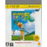 PS3: Everybody Golf 5 (the best) (Z2) (JP)