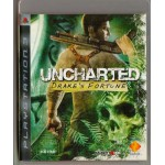 PS3: Uncharted Drake's Fortune