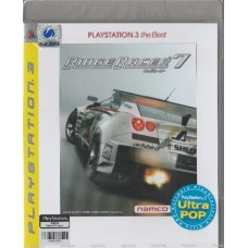 PS3: Ridge Racer 7 the Best