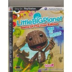 PS3: LITTLEBIGPLANET (GAME OF THE YEAR EDITION) (Z3)