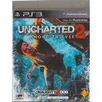 PS3: Uncharted 2 Among Thieves (Z3)