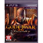 PS3: God Of War Collection (Z3)