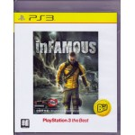 PS3: INFAMOUS (BEST VERSION)