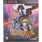 PS3: Disgaea 4: A Promise Unforgotten [Z3]