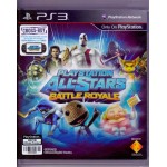 PS3: PLAYSTATION ALL-STARS BATTLE ROYALE