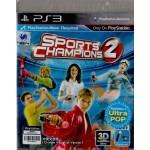 PS3: Sports Champions 2 (Z3)(EN)