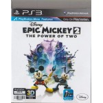 PS3: EPIC MICKEY 2 THE POWER OF TWO (Z3)