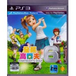 PS3: Everybody's Golf 6 (Voice JP Sub Eng Chn)