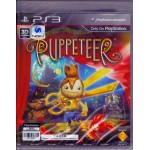PS3: Puppeteer (Asian Chinese + English Version)
