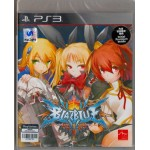 PS3: BlazBlue Chrono Phantasma