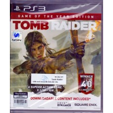 PS3: Tomb Raider Game Of The Year Edition