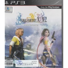 PS3: Final Fantasy X / X-2 HD Remaster [Z3]