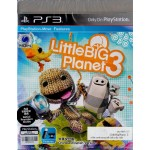 PS3: LittleBigPlanet 3 (ZALL)