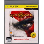 PS3: God of War III (the Best)