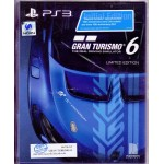 PS3: GRAN TURISMO 6 (Asian Chinese+English version 15th Anniversary Edition with English Booklet