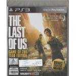 PS3: The Last of Us Game of the Year Edition (ZALL)