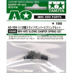 TA 10305 Mini 4WD Sliding Damper Spring Set