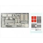 TA 12668 1/24 FXX K Photo-Etched Parts Set