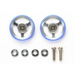 TA 15449 17mm Aluminum Rollers w/Plastic Rings