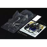 TA 15503 Winning Bird Formula Clear Body Set (Polycarbonate)