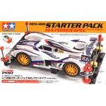 TA 18647 Mini 4WD Starter Pack MA Power Spec (Blast Arrow)