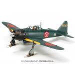 TA 21147 1/48 Mitsubishi A6M5a Zero Fighter 166th Squadron 653rd FG Fin.