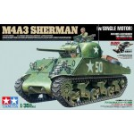 30056 1/35 M4A3 (1 Motor)