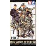 32512 WWW11 German Infantry Set
