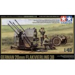 32554 1/48 German 20mm Flak 38