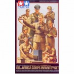 32561 1/48 Ger Africa Corps Infantry