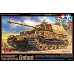 TA 32589 1/48 German Heavy Tank Destroyer Elefant