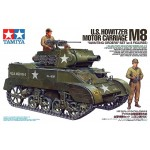 TA 35312 1/35 US M8 Howitzer Motor Carriage w/3 Figures