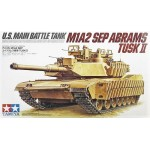 TA 35326 1/35 U.S. Main Battle Tank M1A2 Sep Abrams Tusk II