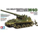 TA 35351 1/35 U.S. Self-Propelled 155mm Gun M40