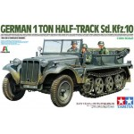 37016 1/35 1ton HalfTrack Sd.Kfz. 10