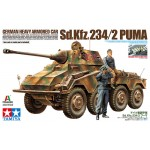 37018 1/35 Sd.Kfz.234/2 Puma