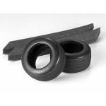 TA 50937 F201 Front Tire w/Inner Sponge (2 pcs.)