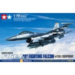 60788 1/72 F-16CJ w/FULL EQUIPMENT