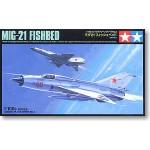TA 61602 1/100 Mig-21 Fishbed