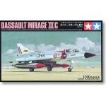 TA 61603 1/100 Dassault Mirage III C